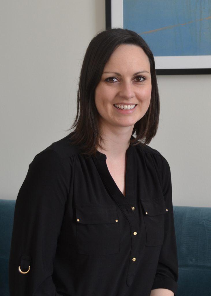psychologist Jenny Draisey